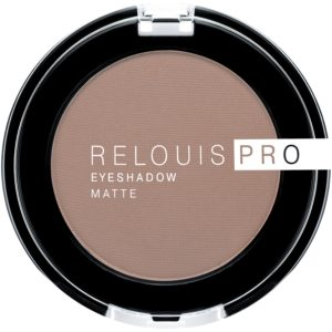 Relouis PRO - Тени для век Eyeshadow MATTE