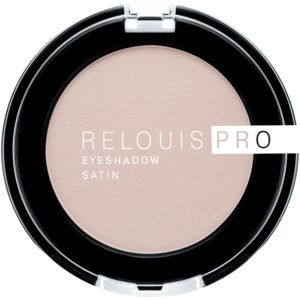 Relouis PRO - Тени для век Eyeshadow SATIN