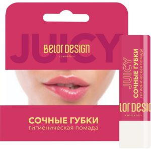 Belor Design - Гигиеническая помада Juicy - Сочные губки